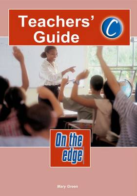 On the edge: Level C Set 1 - Teacher Book - On the edge (Paperback)