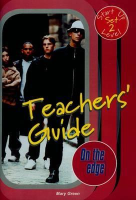 On the edge: Start-up Level Set 2 - Teacher Book - On the edge (Paperback)