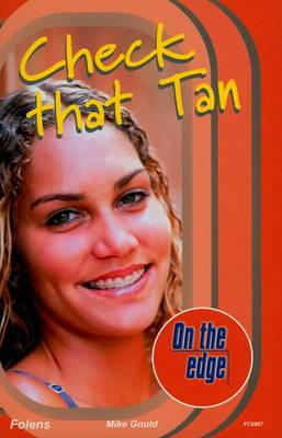 On the edge: Start-up Level Set 2 Book 5 Check that Tan - On the edge (Paperback)