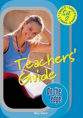 On the edge: Level C Set 2 - Teacher Book - On the edge (Paperback)