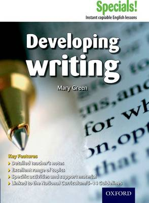 Secondary Specials!: English - Developing Writing - Secondary Specials! (Paperback)