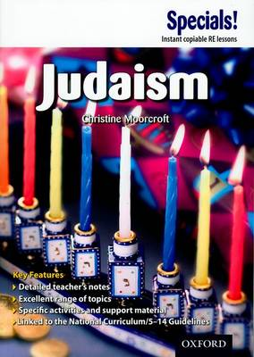 Secondary Specials!: RE - Judaism (Paperback)
