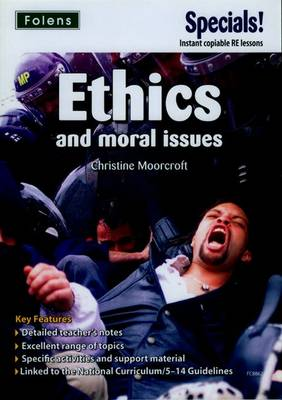 Secondary Specials!: RE- Ethics and Moral Issues (Paperback)