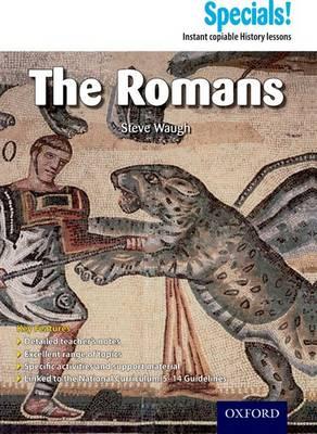 Secondary Specials!: History- The Romans - Secondary Specials! (Paperback)