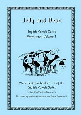 English Vowels Series Worksheets: Volume 1 (Paperback)