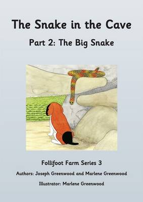 The Snake in the Cave: The Big Snake Part 2 - Follifoot Farm Series 3 2 (Paperback)
