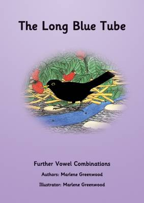 The Long Blue Tube - Further Vowels Series 5 (Paperback)
