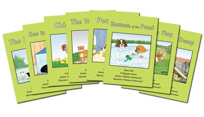 Revised a Digraphs Series (Paperback)