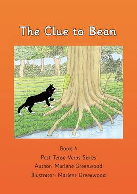 The Clue to Bean - Past Tense Verbs Series 4 (Paperback)