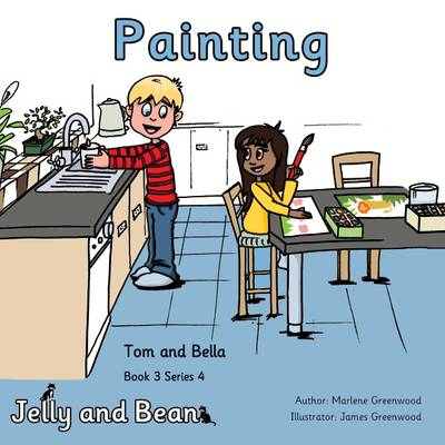 Painting - Tom and Bella Series 4 3 (Paperback)