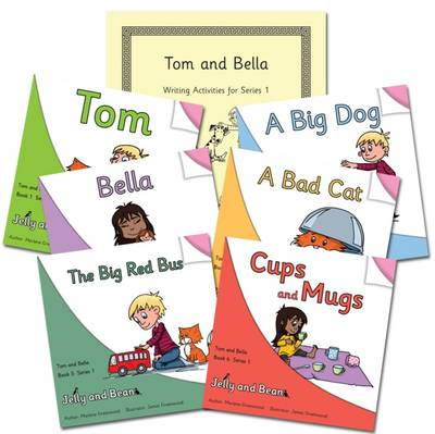 Tom and Bella Series 1 Reading and Writing Package
