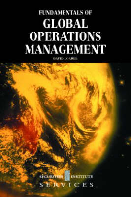 Fundamentals of Global Operations Management (Paperback)