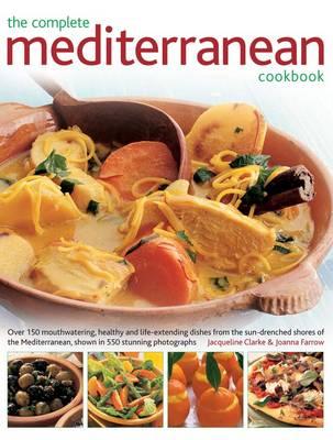 Complete Mediterranean Cookbook (Paperback)
