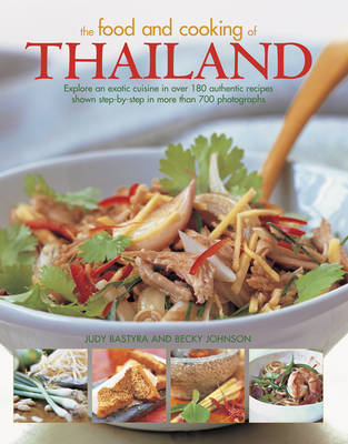Food and Cooking of Thailand (Hardback)