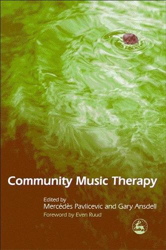 Community Music Therapy (Paperback)