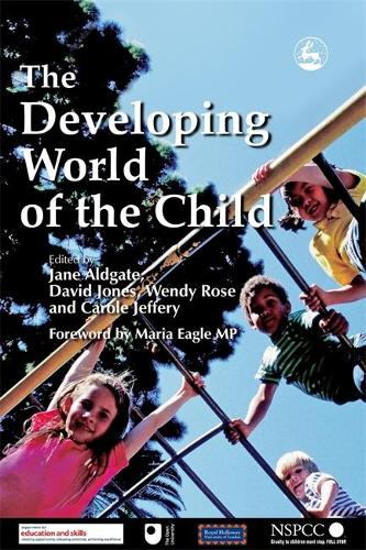 The Developing World of the Child (Paperback)
