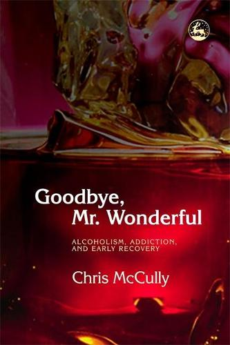 Goodbye, Mr. Wonderful: Alcoholism, Addiction and Early Recovery (Paperback)