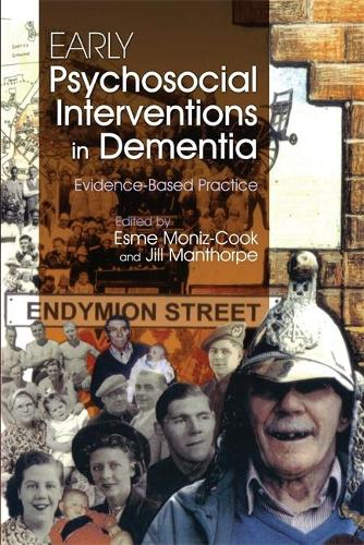 Early Psychosocial Interventions in Dementia: Evidence-Based Practice (Paperback)