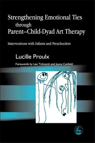 Strengthening Emotional Ties through Parent-Child-Dyad Art Therapy: Interventions with Infants and Preschoolers (Paperback)