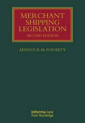 Merchant Shipping Legislation - Lloyd's Shipping Law Library (Hardback)
