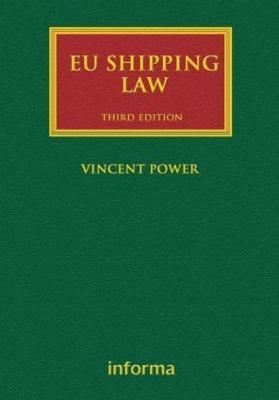 EU Shipping Law - Lloyd's Shipping Law Library (Hardback)