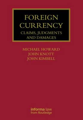 Foreign Currency: Claims, Judgments and Damages - Lloyd's Commercial Law Library (Hardback)
