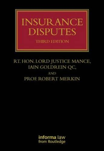 Insurance Disputes - Lloyd's Insurance Law Library (Hardback)