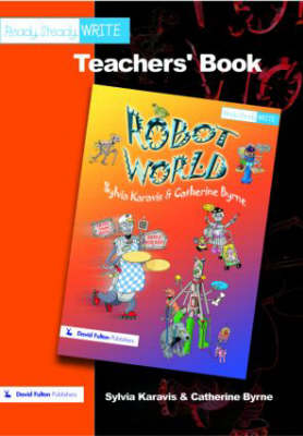 Robot World - Ready, Steady, Write S. (Paperback)