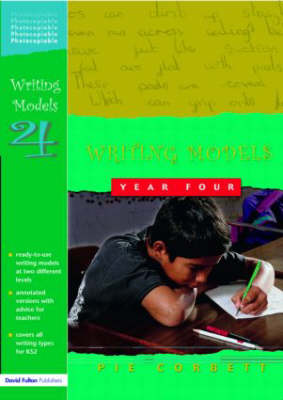 Writing Models Year 4 (Paperback)