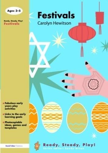 Festivals - Ready, Steady, Play! (Paperback)