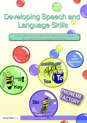 Developing Speech and Language Skills: Phoneme Factory (Paperback)