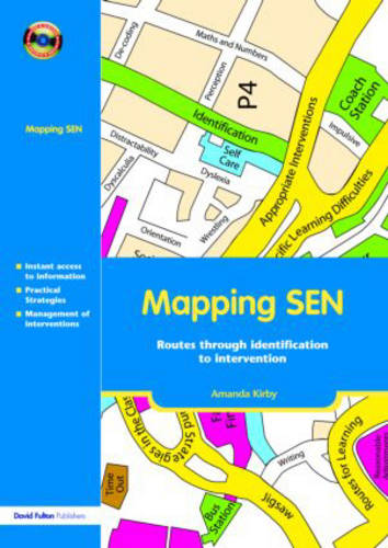 Mapping SEN: Routes through Identification to Intervention (Paperback)