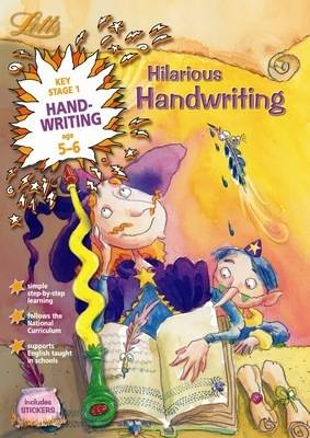 Hilarious Handwriting Age 5-6 - Letts Magical Skills (Paperback)