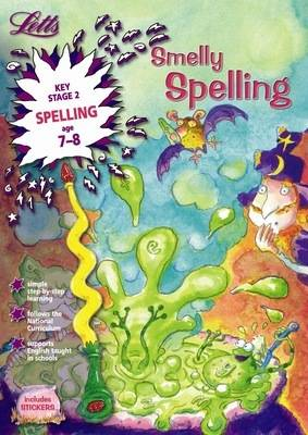 Smelly Spelling Age 7-8 - Letts Magical Skills (Paperback)