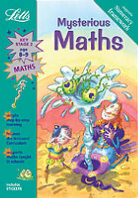 Mysterious Maths Age 8-9 - Letts Magical Topics (Paperback)