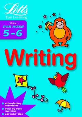 Writing Age 5-6 - Letts Fun Farmyard Learning (Paperback)