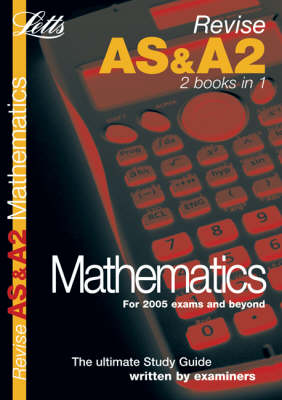 AS and A2 Mathematics: Study Guide - Letts A Level Success (Paperback)