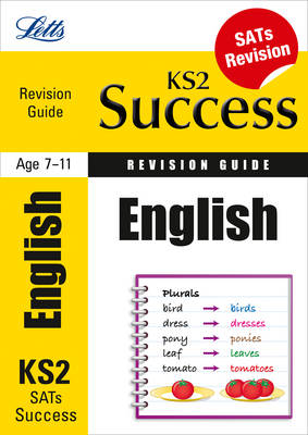 KS2 English Revision Guide - Letts Key Stage 2 Success (Paperback)