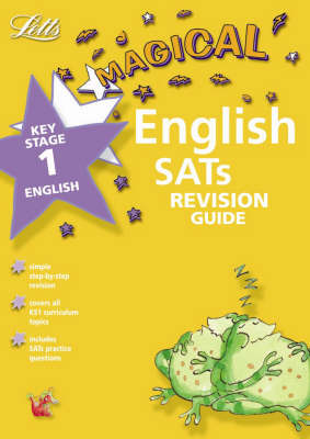 Key Stage 1 English - Letts Magical SATs (Paperback)