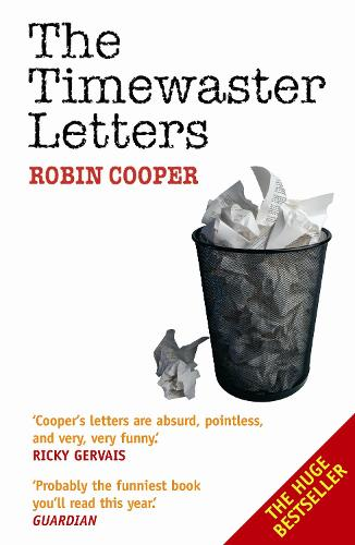 The Timewaster Letters (Paperback)