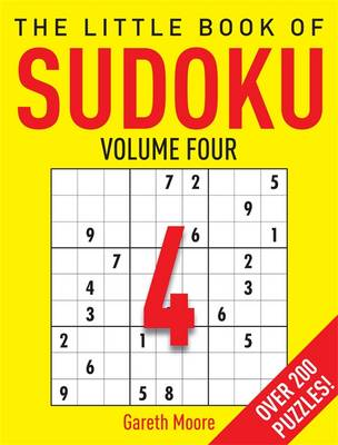 The Little Book of Sudoku 4 (Paperback)