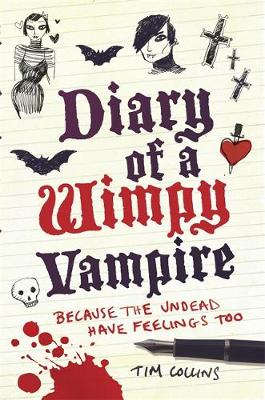 Diary of a Wimpy Vampire (Paperback)