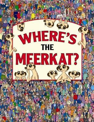 Where's the Meerkat? (Hardback)
