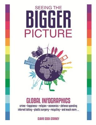 Seeing the Bigger Picture: Global Infographics (Hardback)