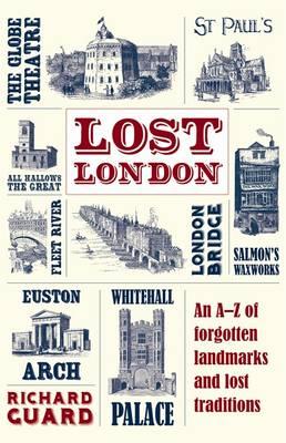 Lost London (Hardback)