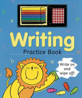 Writing Practice Book (Board book)