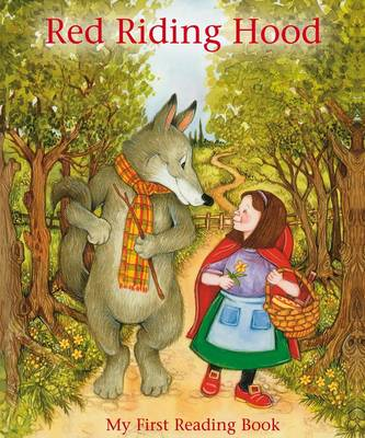 Red Riding Hood - My First Reading Book (Hardback)