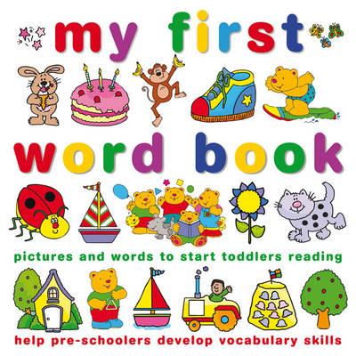 My First Word Book (Hardback)