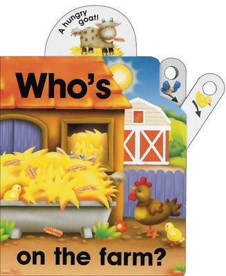 Flip Top: Who's on the Farm? (Board book)