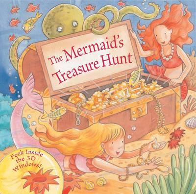 Mermaid's Treasure Hunt (Hardback)